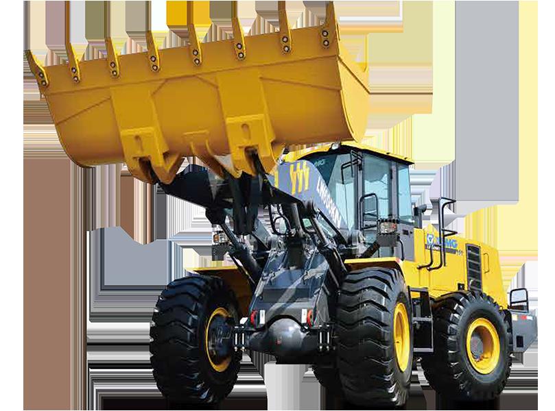 Фронтальный колесный погрузчик XCMG LW600KN