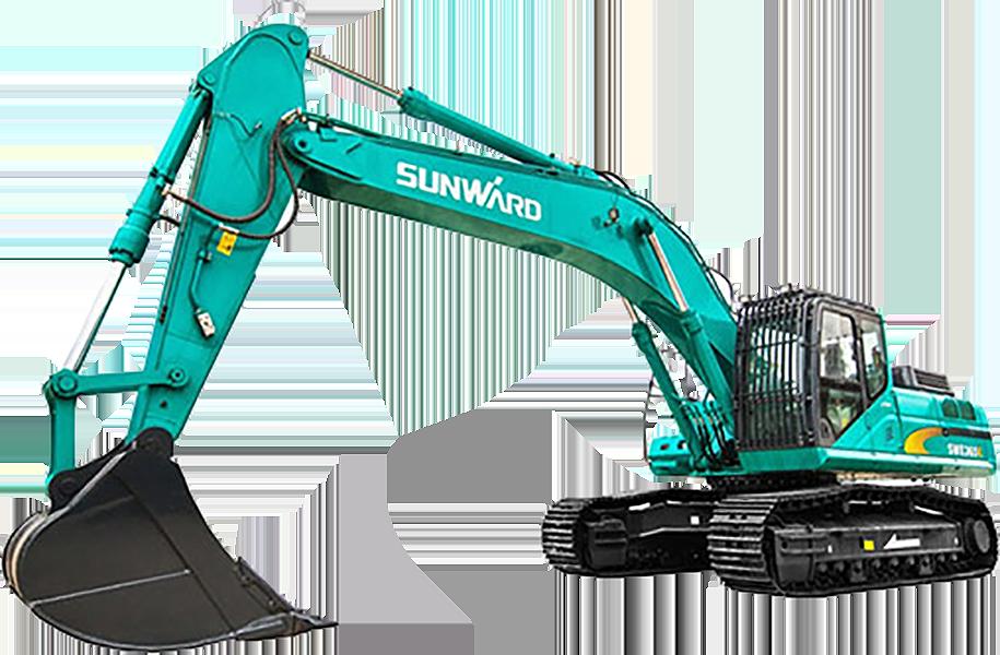 Гусеничный экскаватор SUNWARD SWE365E