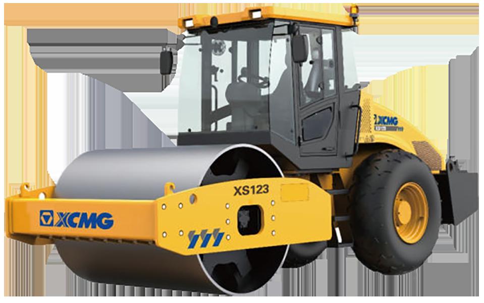 Коток грунтовий XCMG XS123
