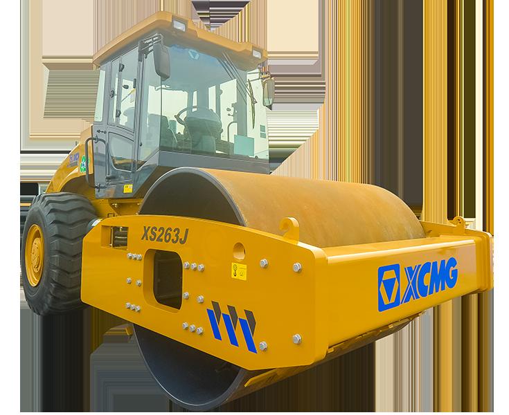 Коток грунтовий XCMG XS263J